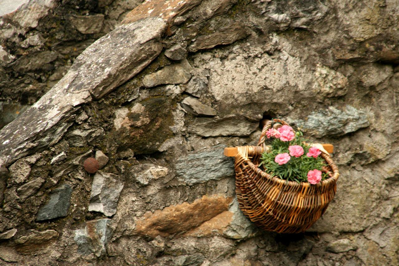Yvoire est un village médiéval joliment fleuri.