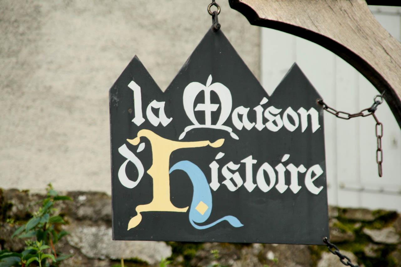 Yvoire, la Maison de l'Histoire.